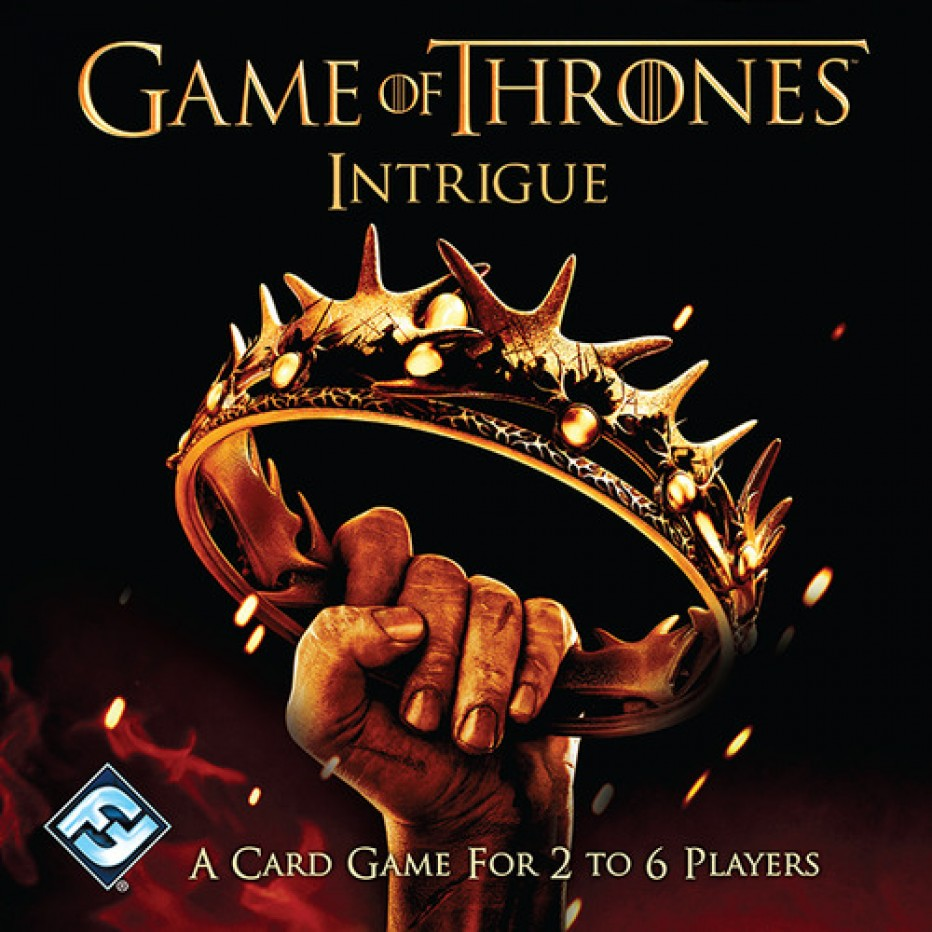 Game of Thrones : Intrigue par Reiner Knizia