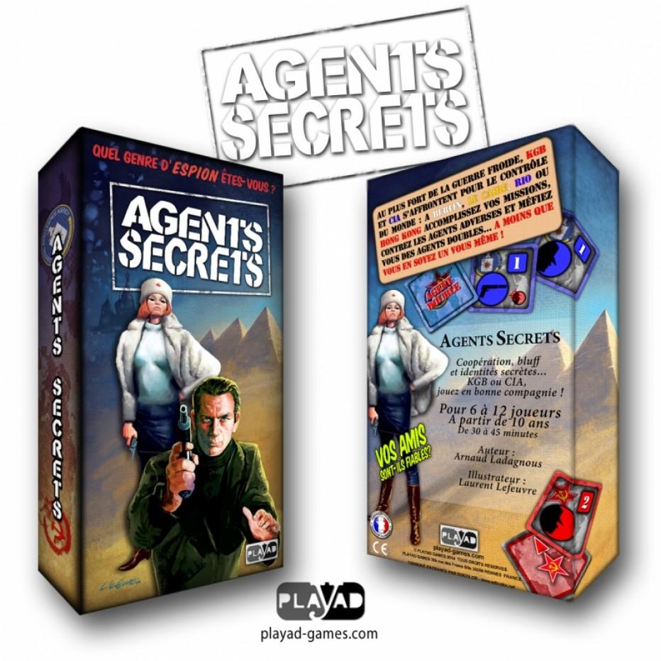 Agents Secrets, ze preview