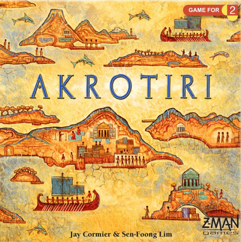 Akrotiri sur la corde…