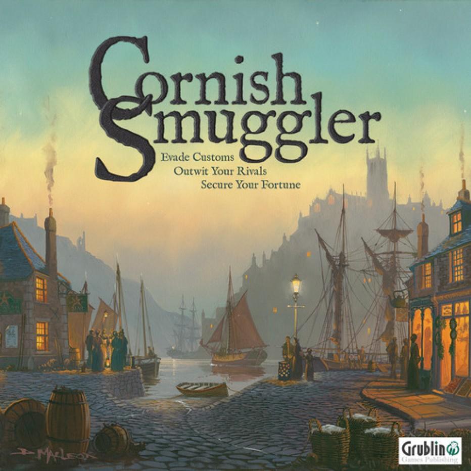 Cornish Smuggler avec un nuage de lait