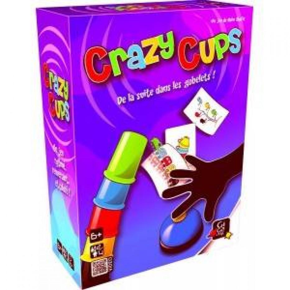 Crazy cup, un petit godet ?