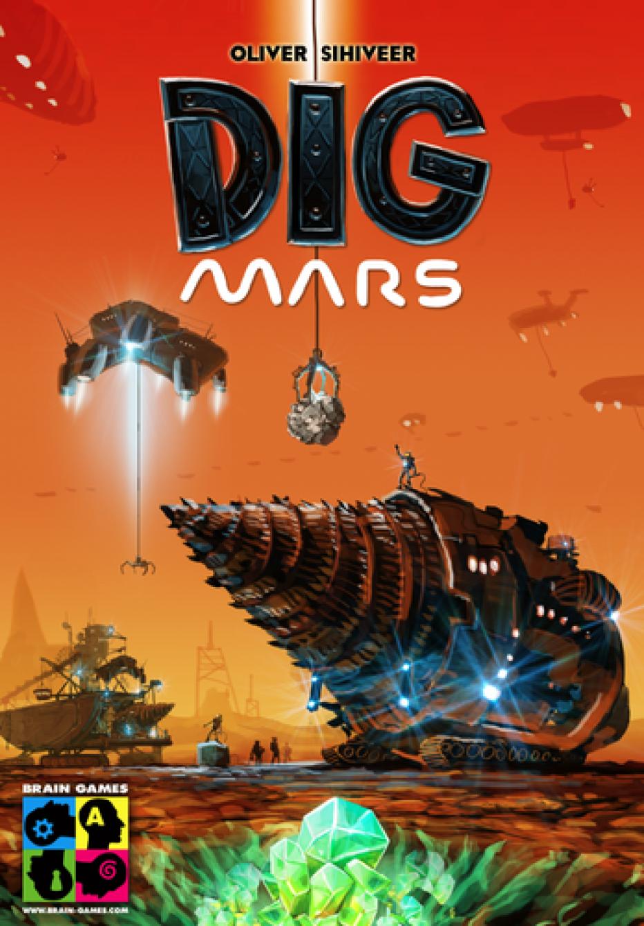 Dig Mars, jah !