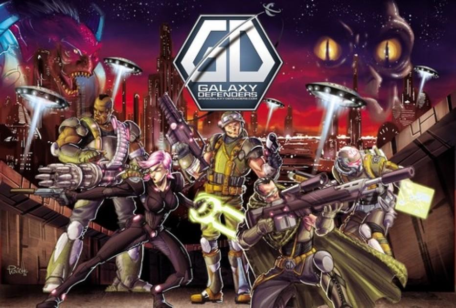 Galaxy Defenders : un KS à surveiller !