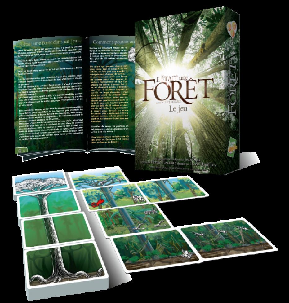 Il était une forêt, le jeu du film !