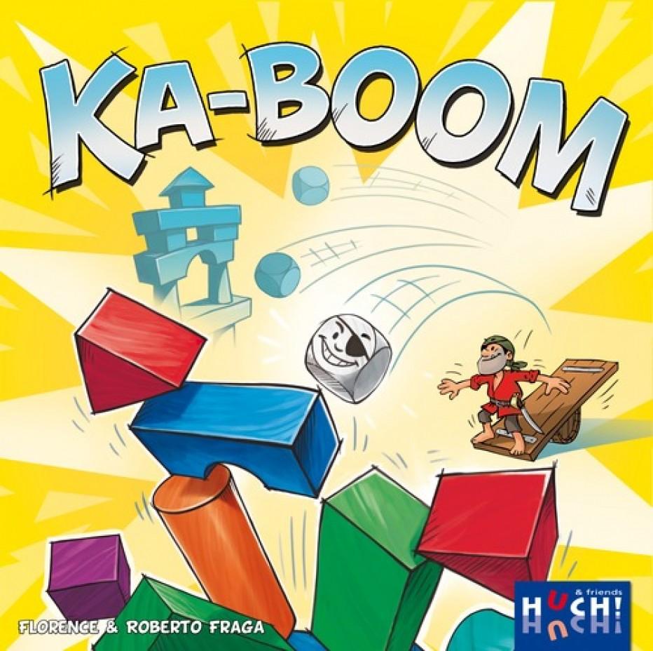 Ka-Boom ! ça va péter !