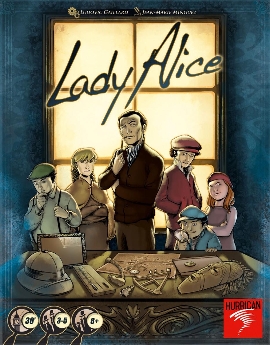 Lady Alice est enfin arrivée !