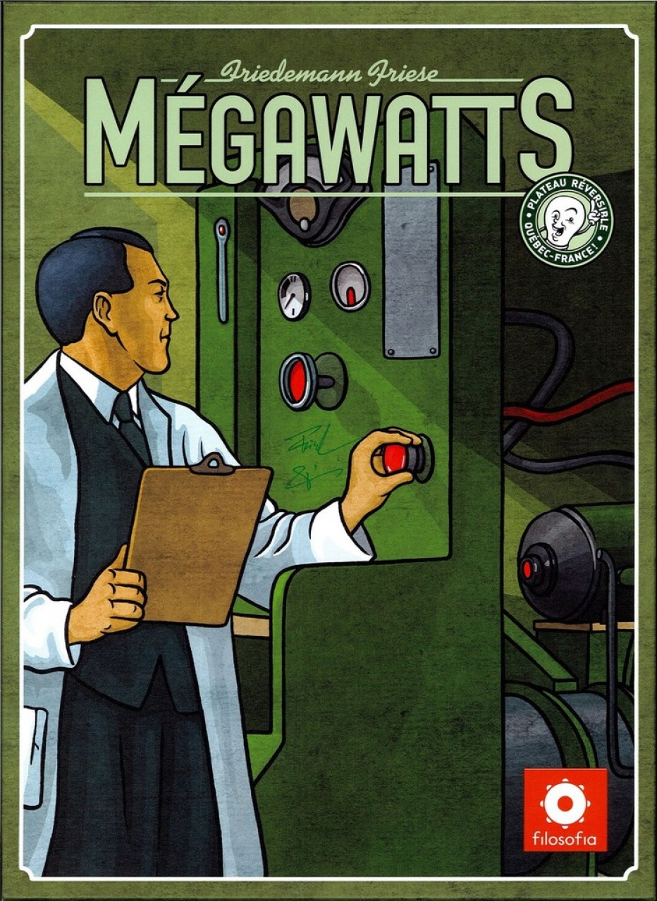 Mégawatts, the Future will be green… (or not)