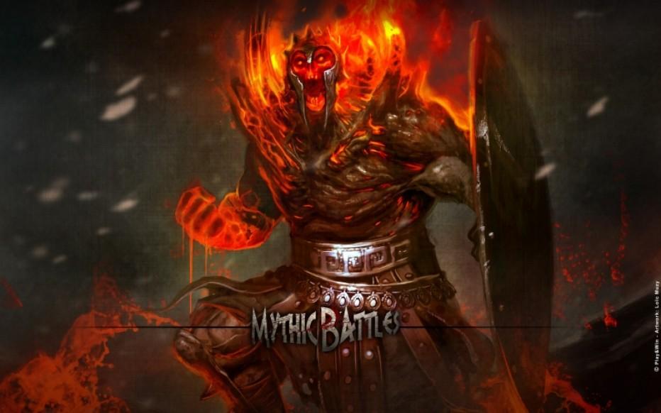 Mythic Battles – L'aube sanglante des légendes – plus d'infos !