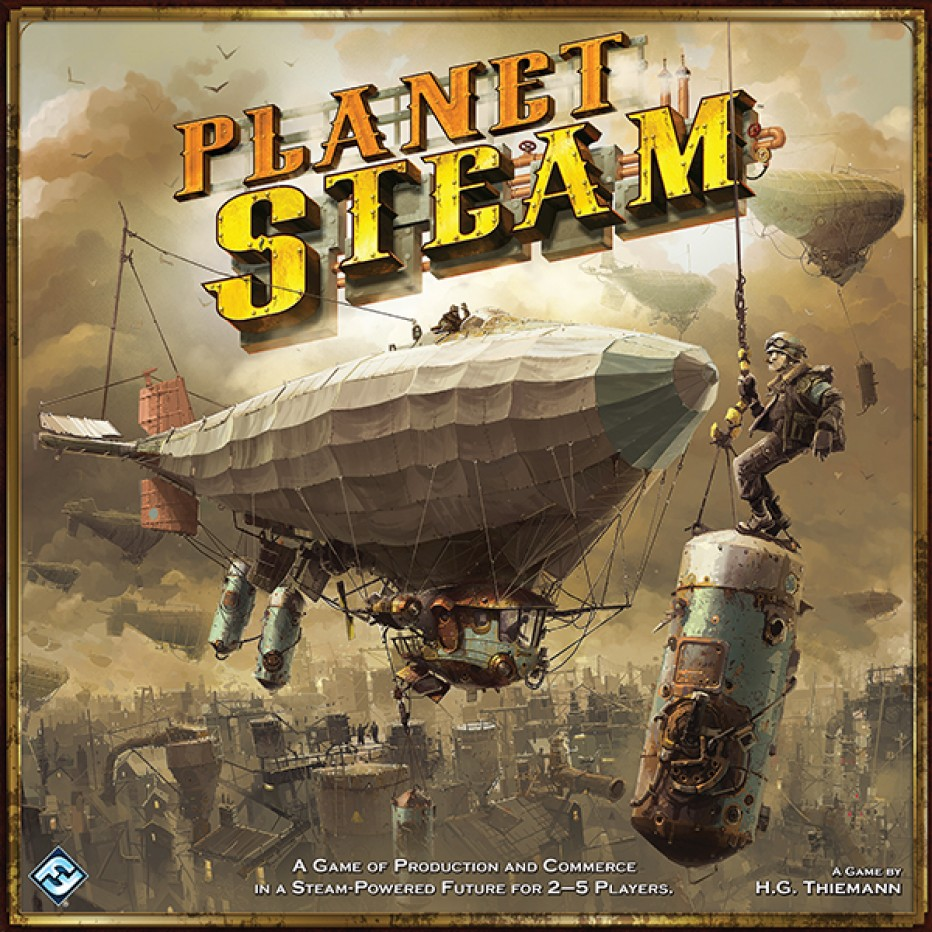 Planet Steam, les dirigeables ont le vent en poupe !