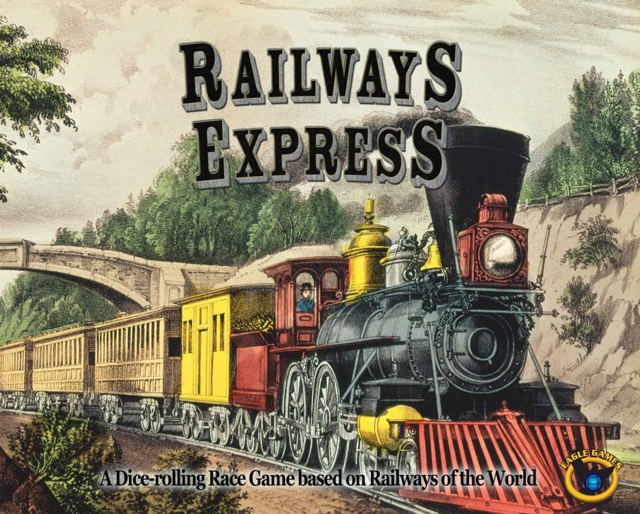 Railways Express… et la folle histoire du train