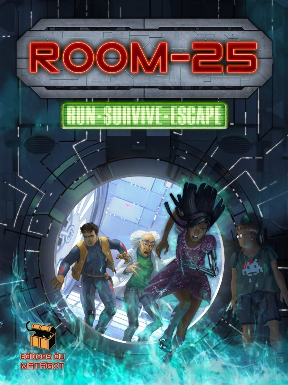 Room 25 le jeu dans le jeu