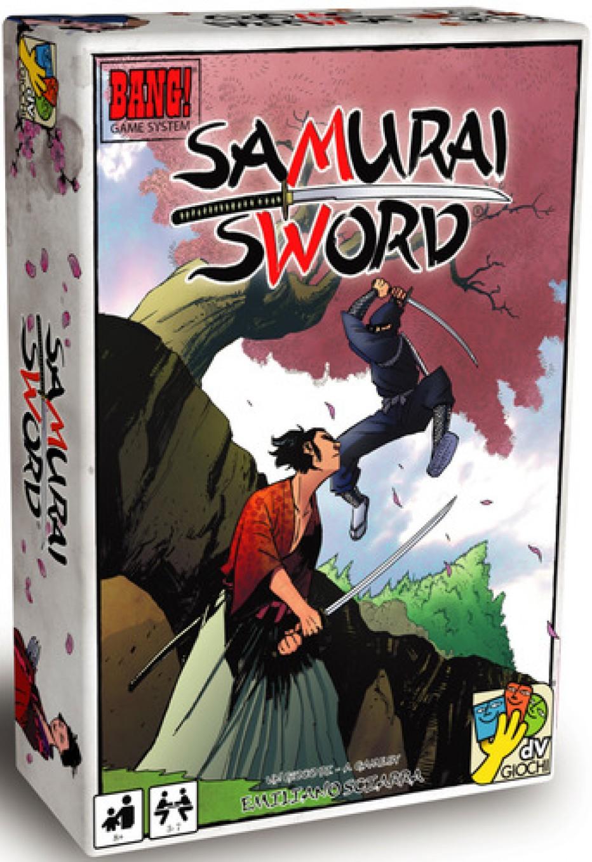 Katana : le samourai sword Bang game system !