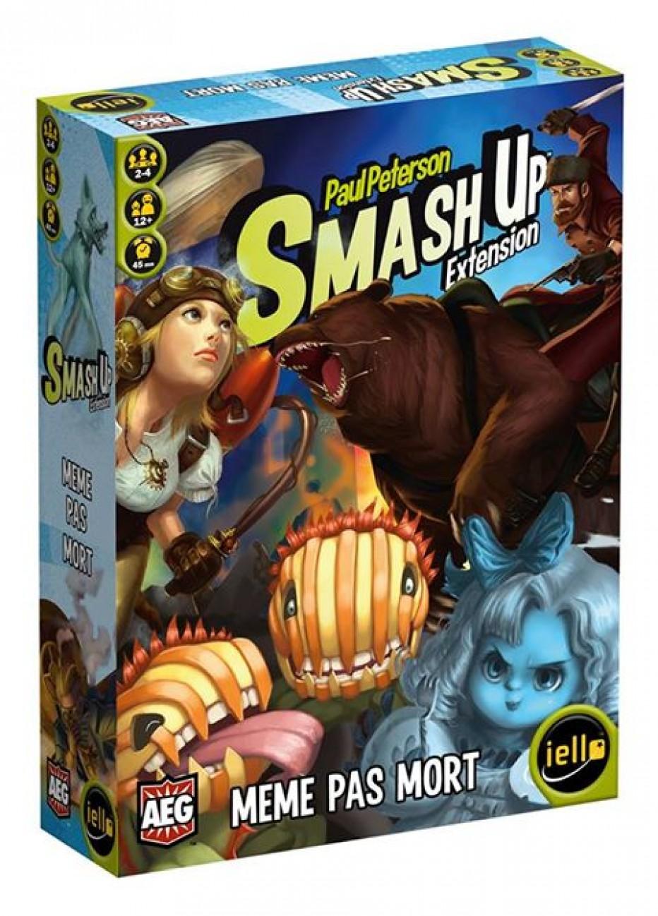 Smash Up: MEME PAS MORT!