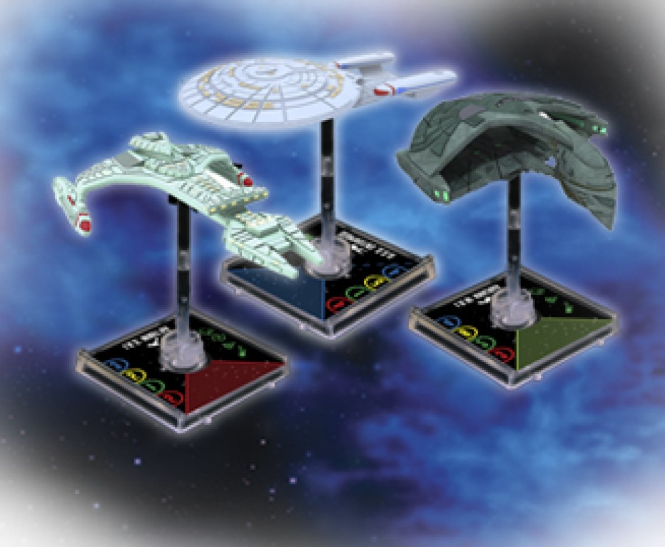 Star Trek: Attack Wing, out of darkness