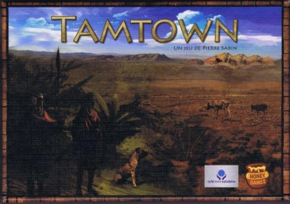 les Abeilles jouent à Tamtown