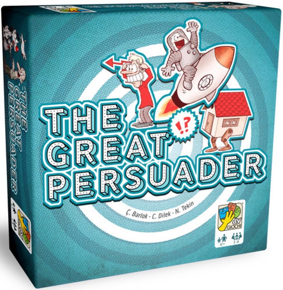'The Great Persuader' libérez le charlatan qui est en vous