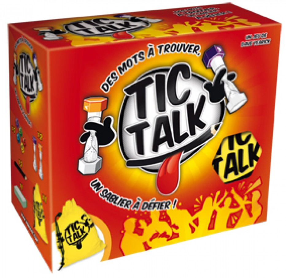 Tic talk tic talk tic…