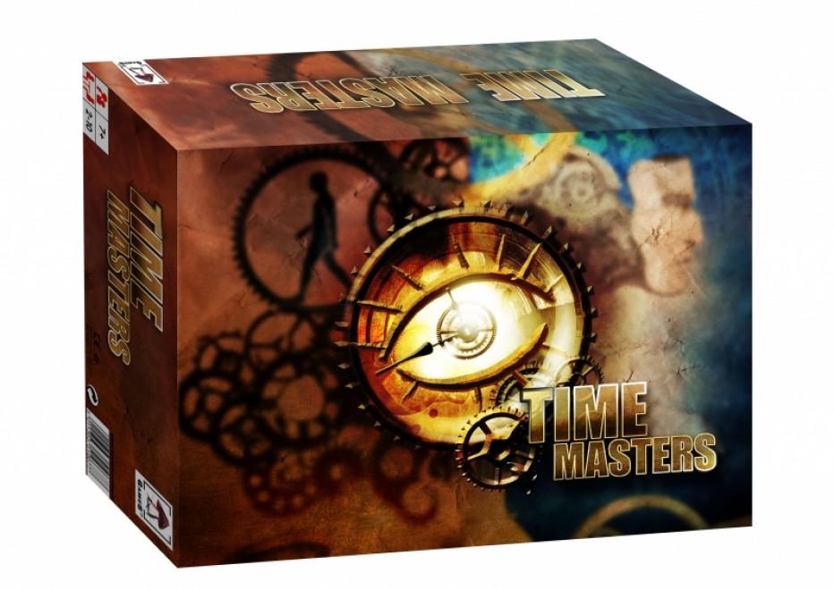 Time masters : du deckbuilding en preview