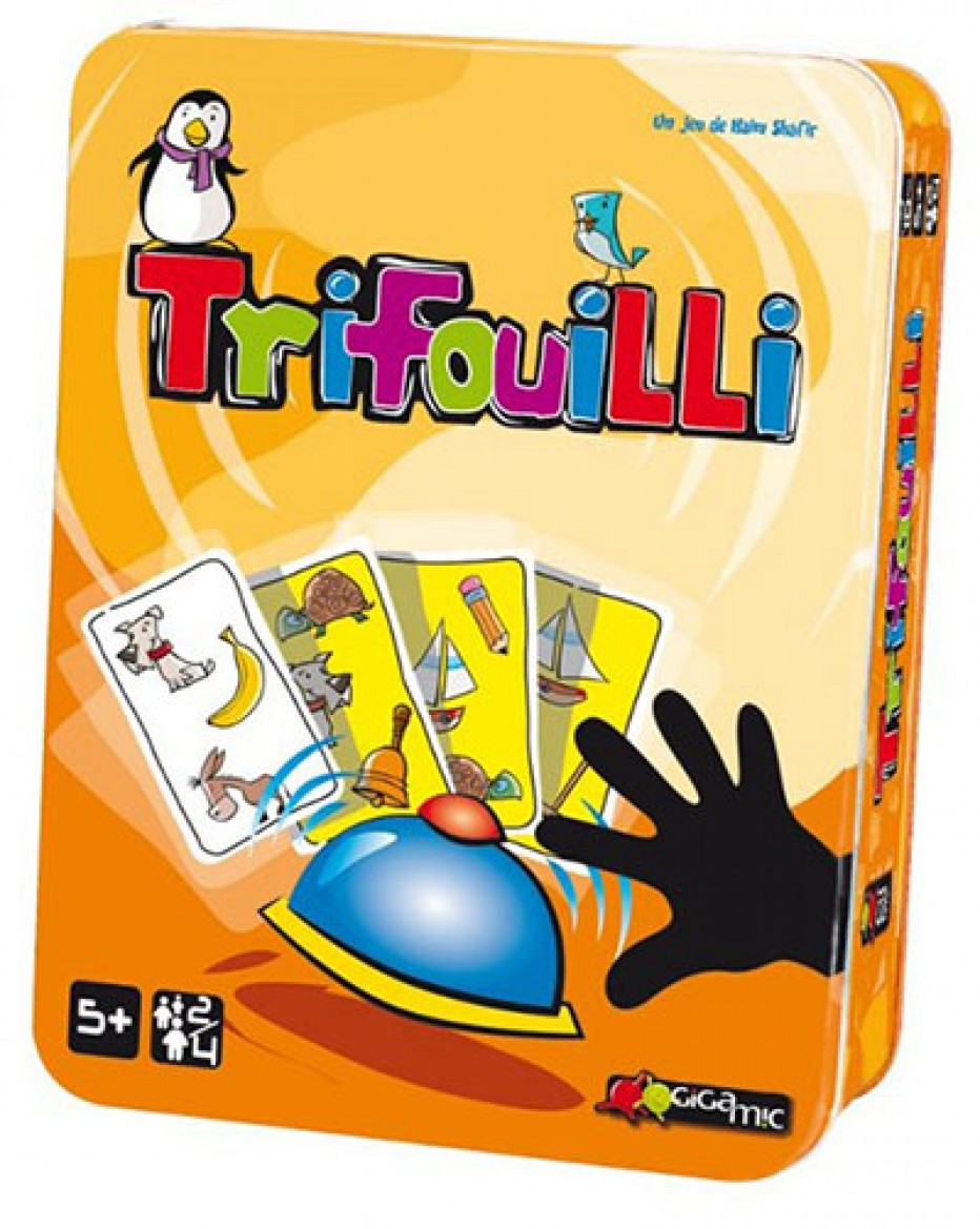 Trifouilli Trifouilli Trifouilli !