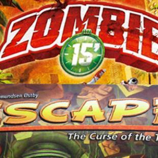 Pourquoi Zombie 15' enterre Escape