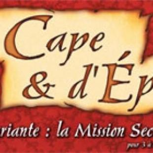 De Cape & d'Epée : La mission secrète