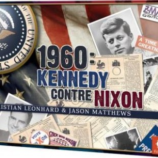 Le test de 1960: Kennedy contre Nixon