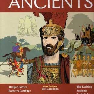 Commands and Colors – Ancients