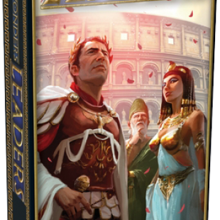 7 Wonders – Leaders