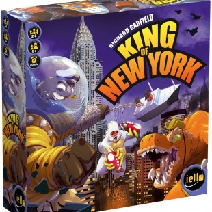 King of Tokyo in New-York !