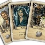 Les Piliers de la Terre - Le jeu de cartes