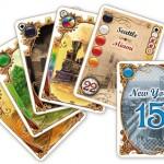 Les aventuriers du rail - Le jeu de cartes rds