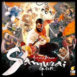 Discutons avec Antoine Bauza de Samurai Spirit