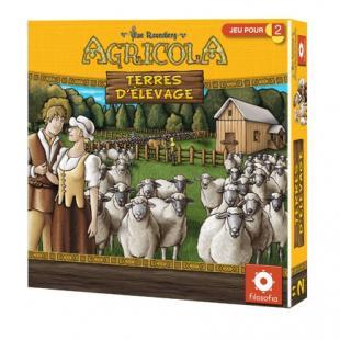 Le test de Agricola – Terres d'élevage