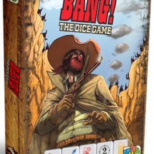 Le test de Bang! le jeu de dés