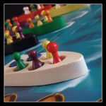 Lifeboats - Closeup