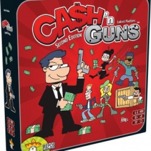 Cash'n Guns second édition