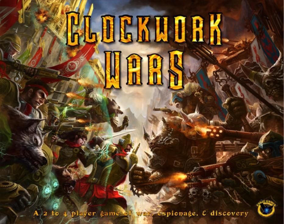 Clockwork Wars en avant-première