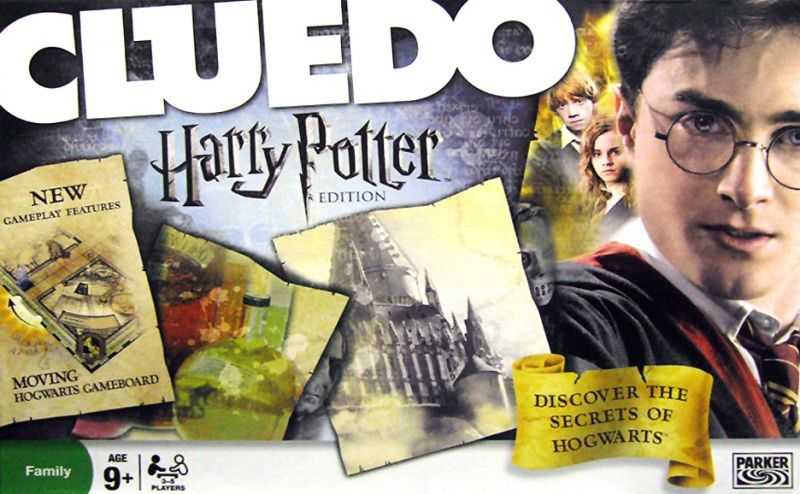 cluedo harry potter ludovox. Black Bedroom Furniture Sets. Home Design Ideas