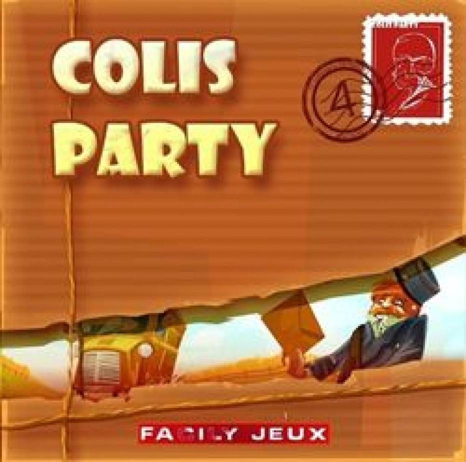 Colis party pour Cannes