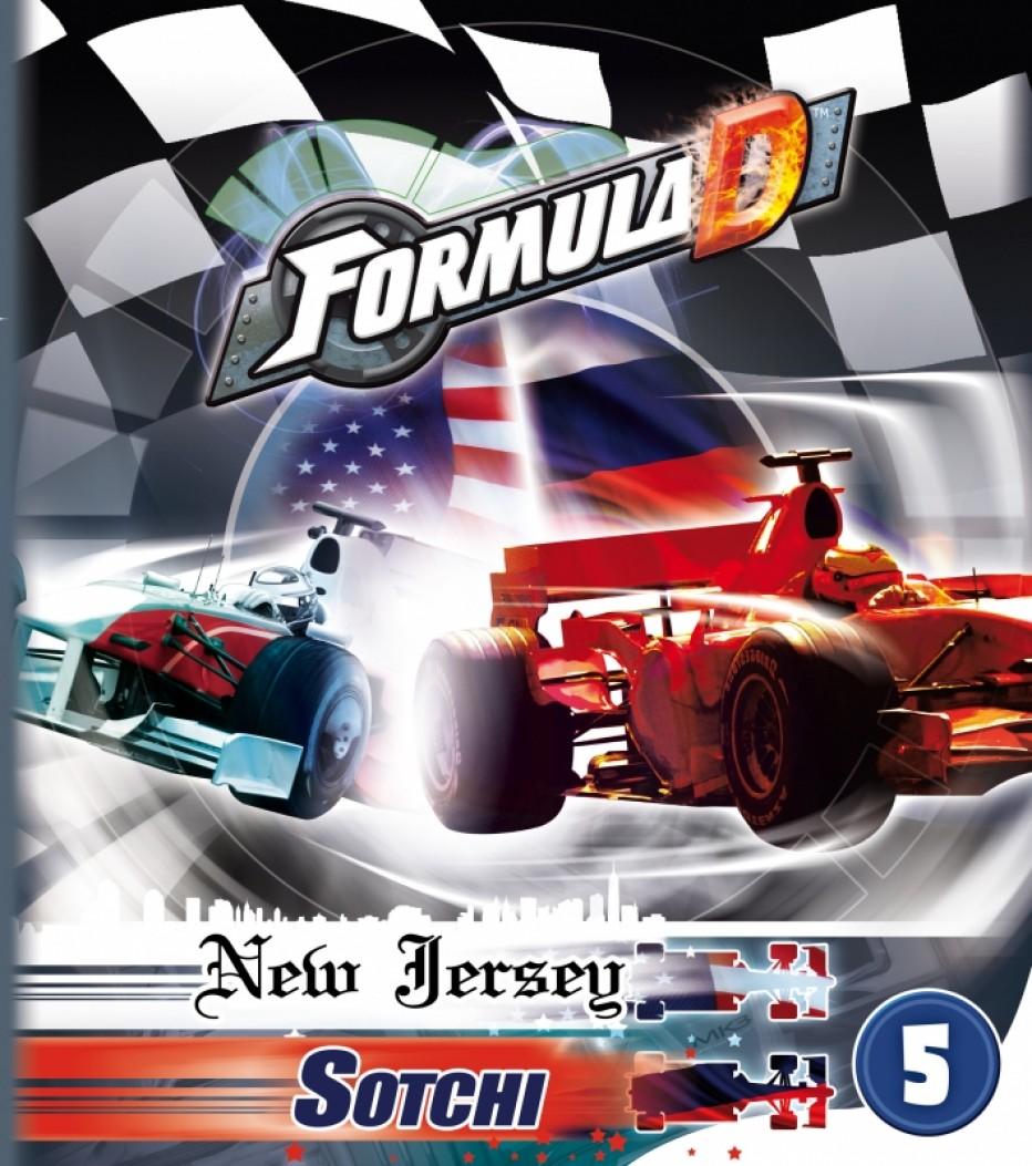 Formula D : on passe la 5e !
