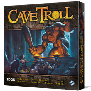 Cave Troll – Seconde édition / Jaskinia Trolla