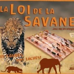 La loi de la savanne