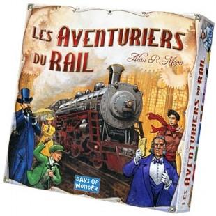 Les Aventuriers du Rail : Etats unis