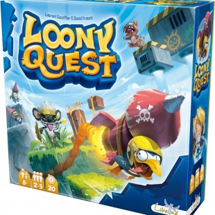 Le test de Loony Quest