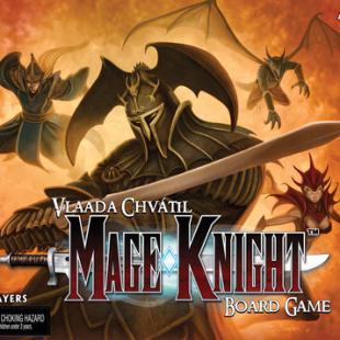Le test de Mage Knight Board Game