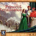 princes of the renaissance jeu de société