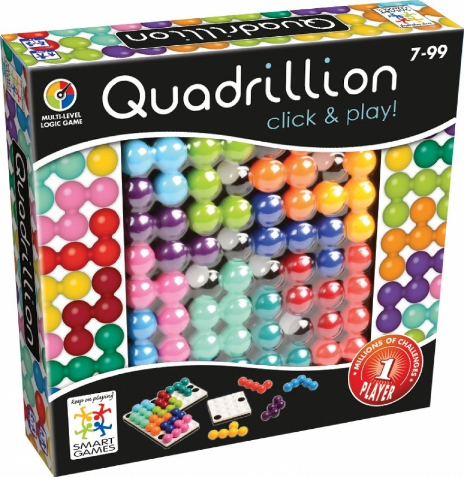 Quadrillion, du plaisir solitaire