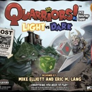 Quarriors! – Light vs Dark Expansion
