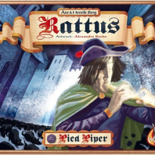 Rattus – Pied Piper