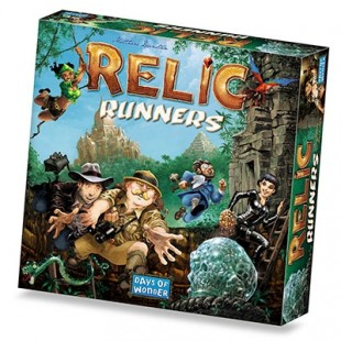 Le test de Relic Runners
